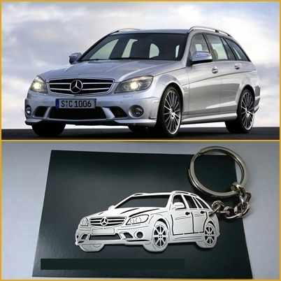 AUTO KEY HOLDER MADE IN MODELS OF CARS